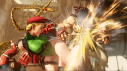 Cammy Cannon Spike