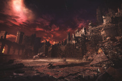 Castle-Schrade_シュレイド城戦闘エリア