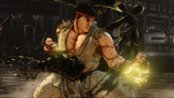 Ryu Vtrigger