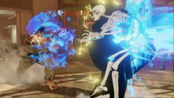 Ryu Vtrigger Fireball