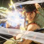 Ryu V-Trigger Critical Art