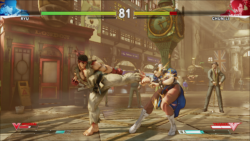 Ryu Kick (HUD ON)
