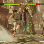 Ryu Shoryuken (HUD ON)