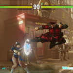 Bison Jump Kick (HUD ON)