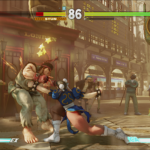 Chun-Li Punch (HUD ON)