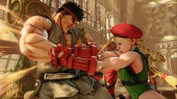 Cammy Fierce Punch